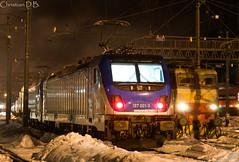 Br 187.001-3 + E 656.607 (Christian D.B.) Tags: del last br diesel merci brenner zug cargo 187 treno originale mile linea brennero züge treni güterzug e655 livrea brennerbahn e656607 euronight94