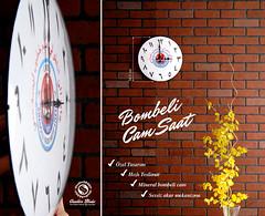 Cayeli Imam Hatip Lisesi - Bombeli Cam Saat Reklam (Studiosedef) Tags: cam saat duvar zel tasarm duvarsaati kiiyezel zeltasarm