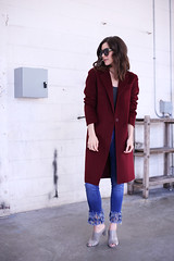 Sandro7 (InSpadesBlog) Tags: fashion outfit gap style blogger bananarepublic sandro kennethcole lookbook karenwalker ootd