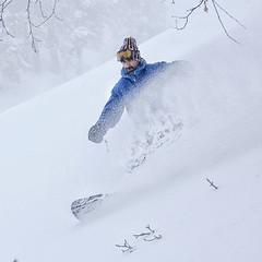 Snowboarder killing #pow at mount #affarwat... (shahidfarooq) Tags: winter white snow snowboarding picture pow northface dakine snowboarder burton riders volcom gulmarg affarwat instapicture uploaded:by=flickstagram instagram:photo=1180904550330125771194826138