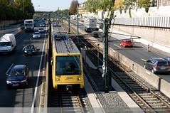 EVAG 5224 in Essen A40/Wickenburgstrae DDA_8367 (foto_DM) Tags: subway essen metro tram ubahn strassenbahn a40 evag dockland u18 stadtbahn linkehofmannbusch gelenkwagen wickenburgstrase p8689
