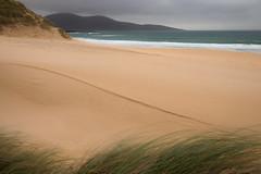 Scarista sand wave (Tonton Dave) Tags: sea mer beach water landscape eau paysage plage ecosse isleofharris