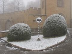 2012 01 04 Germania - Baden Wurttemberg - Burg Hohenzollern_0330 (Kapo Konga) Tags: nebbia castello germania nevicata burghohenzollern badenwurttemberg