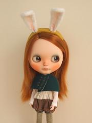 Cozy Bunny Set
