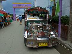 Jeepney Sabang (someofmypics) Tags: vacation philippines bikini manila scubadiving wickedweasel ikelite panasonictz60