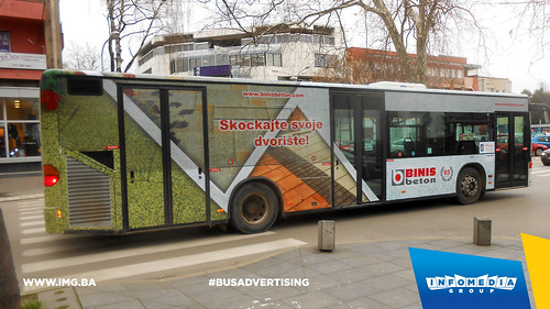 Info Media Group - Binis Beton, BUS Outdoor Advertising, Banja Luka 03-2016 (6)