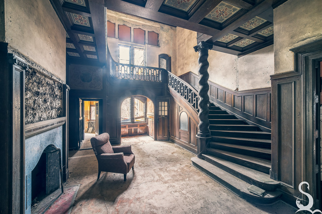 Foyer Staircase Urban Dictionary : The world s best photos of abandoned and foyer flickr