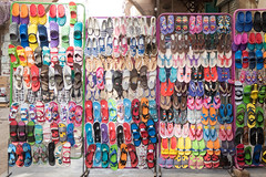 Shoes for Sale - Souk - Aswan (BlueVoter - thanks for 1.3M views) Tags: shoes souk aswan chaussures assuan asuan