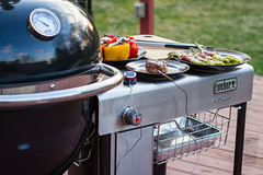 Food on the SGC (Another Pint Please...) Tags: grill weber scg igrill summitcharcoalgrillingcenter
