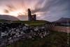 Ardvreck Castle (Carlos J. Teruel) Tags: sunset cloud landscape atardecer scotland nikon le nubes rocas inverso 1835 filtros ardvreckcastle gnd nikon1835 xaviersam carlosjteruel d800e nikonafsnikkor1835mmf3545ged