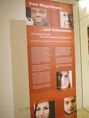 """""""About having to leave … and arriving"""". Opening of the EuroVision Lab. exhibition at the Stadtmuseum Kaufbeuren/Germany on 17th March 2016. • <a style=""""font-size:0.8em;"""" href=""""http://www.flickr.com/photos/109442170@N03/25727097280/"""" target=""""_blank"""">View on Flickr</a>"""