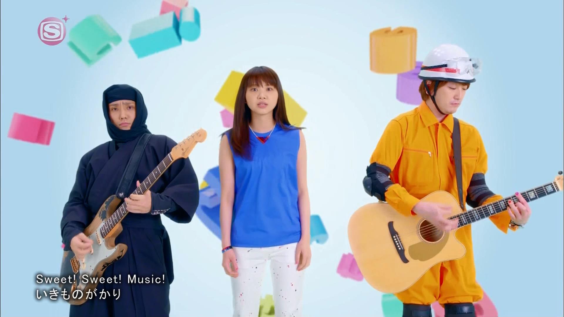 2016.03.16 いきものがかり - Sweet! Sweet! Music!(SSTVPlus).ts_20160316_230250.639