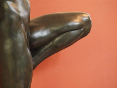 Minimalism woman leg (G E G / VEVZE) Tags: sculpture woman art statue museum lady female nude women body femme albert leg victoria cast corps and minimalism knee