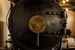 A primeira Locomotiva (Gabi Soutto Mayor) Tags: santa del de minas gerais maria na mg estrada cruz viagem mineiro tiradentes trem p so namorados rei joo fumaa gabisouttomayor