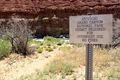 Warning Sign (oxfordblues84) Tags: arizona water sign river nationalpark grandcanyon signage coloradoriver leesferry grandcanyonnationalpark roadscholar roadscholartour roadscholartrip grandcanyonnationalparkexploringthenorthandsouthrims roadscholarorg