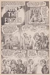 R. Crumb confronts Donald Trump (seanflannagan) Tags: comics comix 1989 donaldtrump trump 1980s robertcrumb rcrumb hup undergroundcomix