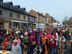 Shri Guru Ravidass Ji Jayanti Parade Leicester 2016 006 (kiranparmar1) Tags: ji indian leicester parade sikhs guru shri 2016 jayanti belgraveroad ravidass