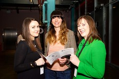 "Sophie Harkin from Danone Nutricia, Laura O'Carroll from Danone, and Gemma Costello from Failte Ireland • <a style=""font-size:0.8em;"" href=""http://www.flickr.com/photos/59969854@N04/26069210884/"" target=""_blank"">View on Flickr</a>"