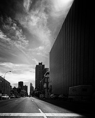 54th Street West (74) at 10th Avenue (shooting all the buildings in Manhattan) Tags: nyc newyorkcity ny newyork architecture us manhattan april longview 54thstreet 2016