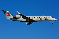 C-GKEP (Air Georgian) (Steelhead 2010) Tags: yyz crj canadair aircanada crj200 cgkep airgeorgian aircanadaexpress