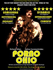 PORNO CHIC @CelineC23 Richard Allen @VertigoTheatreP @kingssalford 6-9 July 2016 #fringe #theatre (gmfringe) Tags: new uk summer portrait england people woman man yellow festival sex manchester design actors cheshire northwest theatre britain 5 stage events yorkshire performance fame longhair lancashire moustache bee alcoholism entertainment shorts trailer chewinggum nudity northern drama salford flares rejection kingsarms awardwinning deepthroat bentover domesticabuse fivestars richardallen vivamagazine stronglanguage lindalovelace leaningforward adultcontent pornochic riseandfall over18s 1970sporn harryreems ravereviews whatsonstage craighepworth whatson shayrowan celineconstantinides greatermanchesterfringe adelestanhope ashpreston britishtheatreguide vertigotheatreproductions takingontheusgovernment