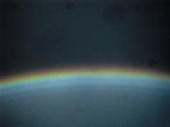 Supernumerary rainbow (Jan Egil Kristiansen) Tags: rainbow kayaking faroeislands trshavn supernumeraryrainbow img4296