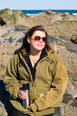 sel040516k-9 (StephenLongbook) Tags: ocean sun beach beautiful bea windy hamptonbeach prettygirl sandybeach hamptonnewhampshire
