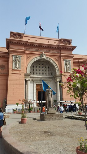 """Cairo Museum • <a style=""""font-size:0.8em;"""" href=""""http://www.flickr.com/photos/30554278@N04/26246160406/"""" target=""""_blank"""">View on Flickr</a>"""