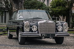 250 SE (g.viegas) Tags: black mercedes takumar 55mm m42 250se
