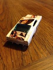 Stacey Dash 1969 Ford Torino Talladega [5] (JeromeG111) Tags: woman black sexy ford 1969 beautiful female torino hotwheels actress ebony talladega nubian phenominal staceydash customizedcar iphone4s