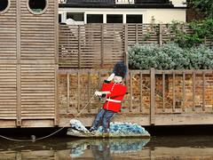 Regent's Canal - London (guspatagonico) Tags: uk england london canal unitedkingdom britain londres camdentown