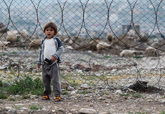 little gangsta (jonny hogg) Tags: turkey refugees un unitednations syria humanitarian wfp drone euronews