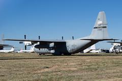 USAF C-130E 63-7883 (Josh Kaiser) Tags: littlerock usaf c130e amarg 637883