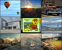 Albuquerque, New Mexico! (Jo-We Got Rain-Yippee!!!) Tags: city beautiful airport team skies baseball stadium films tram planes movies easy bombs oldcars wmd missiles winters sandia navigate mild odc isotopes albuquerquenm torpedos sunport albuquerquesunport breakingbad nationalmuseumofnuclearsciencehistory knownfor mildwinters balloonviesta