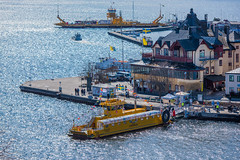 810_9329 (Bengt Nyman) Tags: ferry sweden stockholm cable april vaxholm 2016