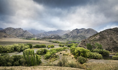 Rain front closing in on Molesworth Station (loveexploring) Tags: newzealand cloud weather landscape cloudy southisland marlborough highcountry mountainrange mountainous highcountrystation