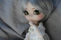 Sweetness. (Juju DollPassion) Tags: doll sweet wig chan nana pullip custom custo nanachan obitsu