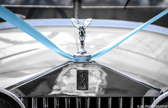 RR Wedding Car (Kieran Williams Photography) Tags: life camera blue light shadow sky abstract cold color colour colors lines silhouette architecture composition contrast speed canon lens landscape photography lights photo pattern colours view angle low perspective like symmetry shutter priority viewpoint comment saturate leadinglines