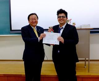 OU Speech Contest in English