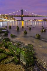 NYC's Beaches (Brandon Taoka) Tags: nyc newyorkcity manhattanbridge manhatta