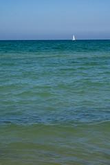 TH20150515A603515 (fotografie-heinrich) Tags: himmel ostsee segelboot zingst