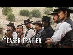 THE MAGNIFICENT SEVEN - Teaser Trailer (HD) - YouTube (SuBun Online) Tags: seven hd trailer magnificent teaser the youtube