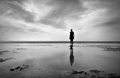 'Another Place' (Harry Potts) Tags: antonygormley anotherplace crosbybeach