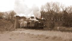 Woodthorpe Bridge (Duck 1966) Tags: bridge goods steam locomotive 3f britishrailways gcr jinty woodthorpebridge timelineevents