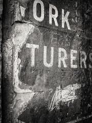 20160407-0009-Edit (www.cjo.info) Tags: urban sign stone wall advertising scotland edinburgh europe hand unitedkingdom decay finger royalmile letter citycenter oldtown highstreet bodypart europeanunion westerneurope pointinghand
