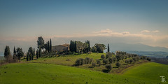 The beauty of Crete Senesi (Astro-Foto-Tom) Tags: italy mountains landscape tuscany crete landschaft toskana hgel olivenbume zypressen sonya58