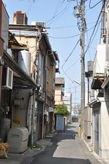 nagoya14940 (tanayan) Tags: road street urban japan town alley nikon cityscape nagoya   aichi j1  d90  yobitsugi