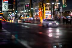 vivid dreams -  (turntable00000) Tags: light japan night tokyo bokeh shibuya dream bokehlicious extrabokeh