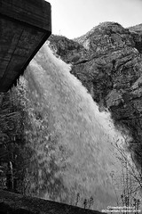 All'interno della diga del Vajont (ChinellatoPhoto) Tags: italy italia dam disaster landslide frana 1963 diga vajont erto casso longarone disastro ottobre1963