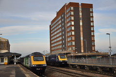 Photo of First Great Western   43192 & 43170   Swindon